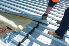 FarLap roof lap joint system by Stramit