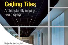 Eurocoustic ceiling tiles